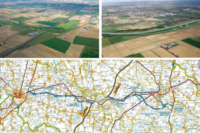 Coldiretti ribadisce il no all'autostrada Cremona-Mantova