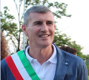 Il Sindaco di Marmirolo Paolo Galeotti