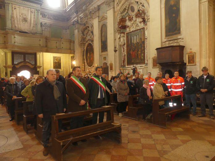 Mantova ha accolto i rendenesi con la tradizionale cerimonia in San Martino