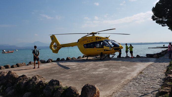 Barca affonda nel Lago di Garda, pescatore mantovano muore annegato